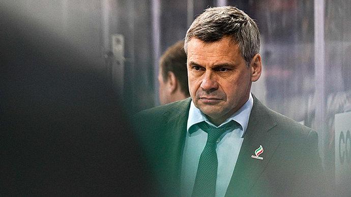 Дмитрий Квартальнов: «Зарипов в следующем матче не сыграет, по Рейдеборну вопрос открыт»