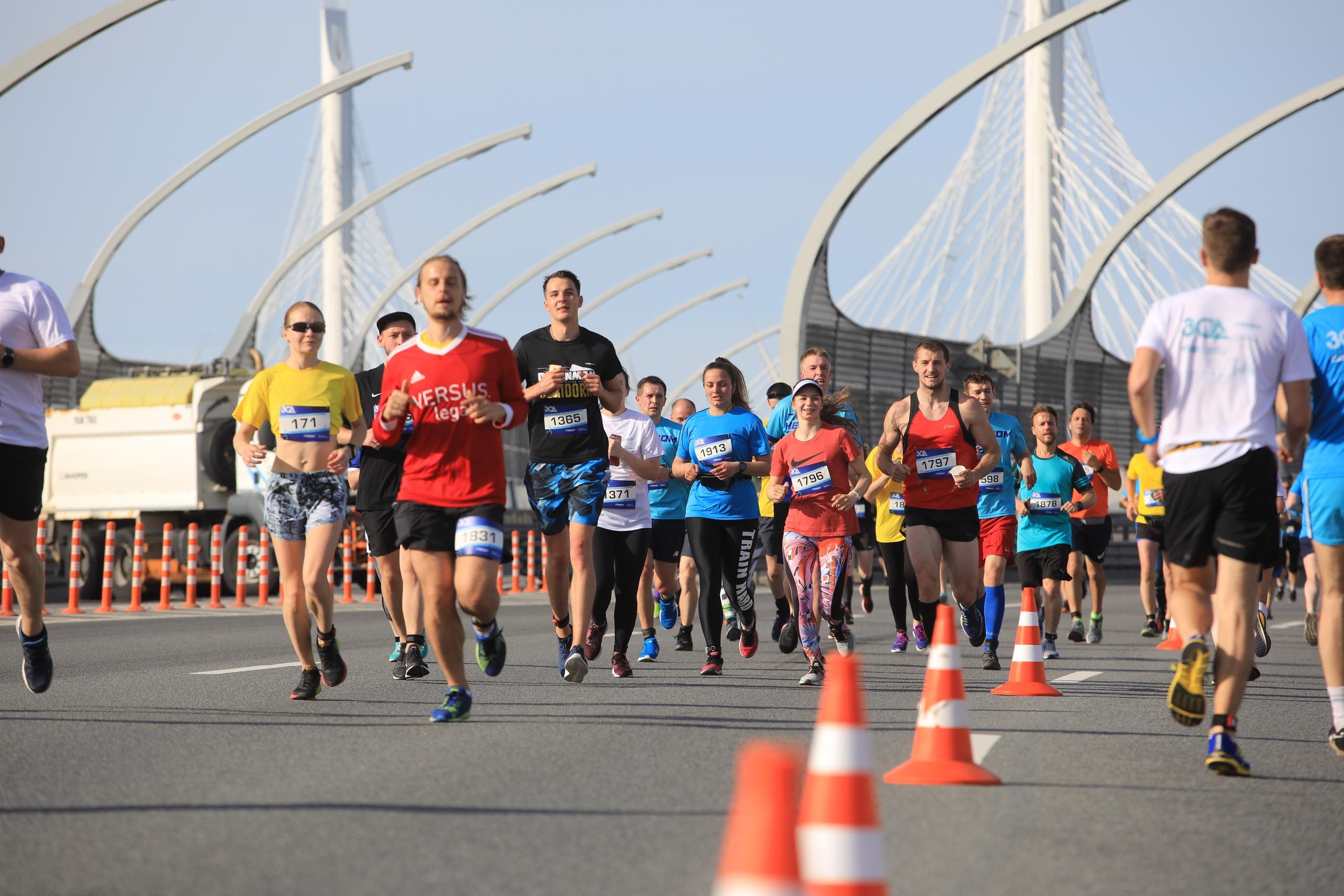 ЗСД-Фонтанка Фест – фестиваль для любителей бега и велосипедистов. Успейте зарегистрироваться до 20 мая