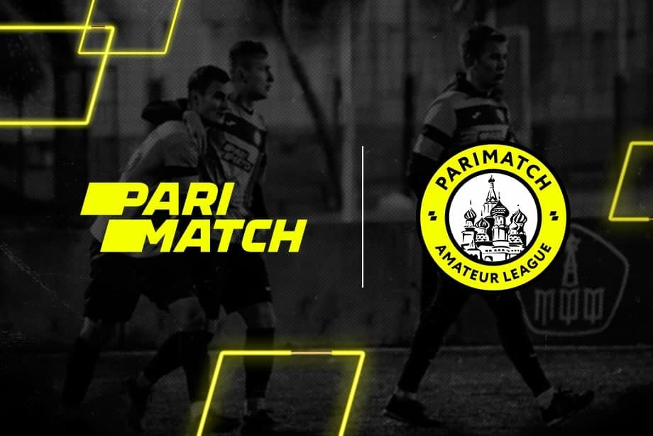 Parimatch стал титульным партнером любительской футбольной лиги Amateur League