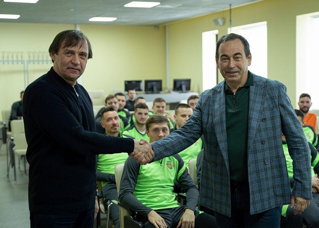 Бородюк подписал контракт с «Торпедо» до конца следующего сезона