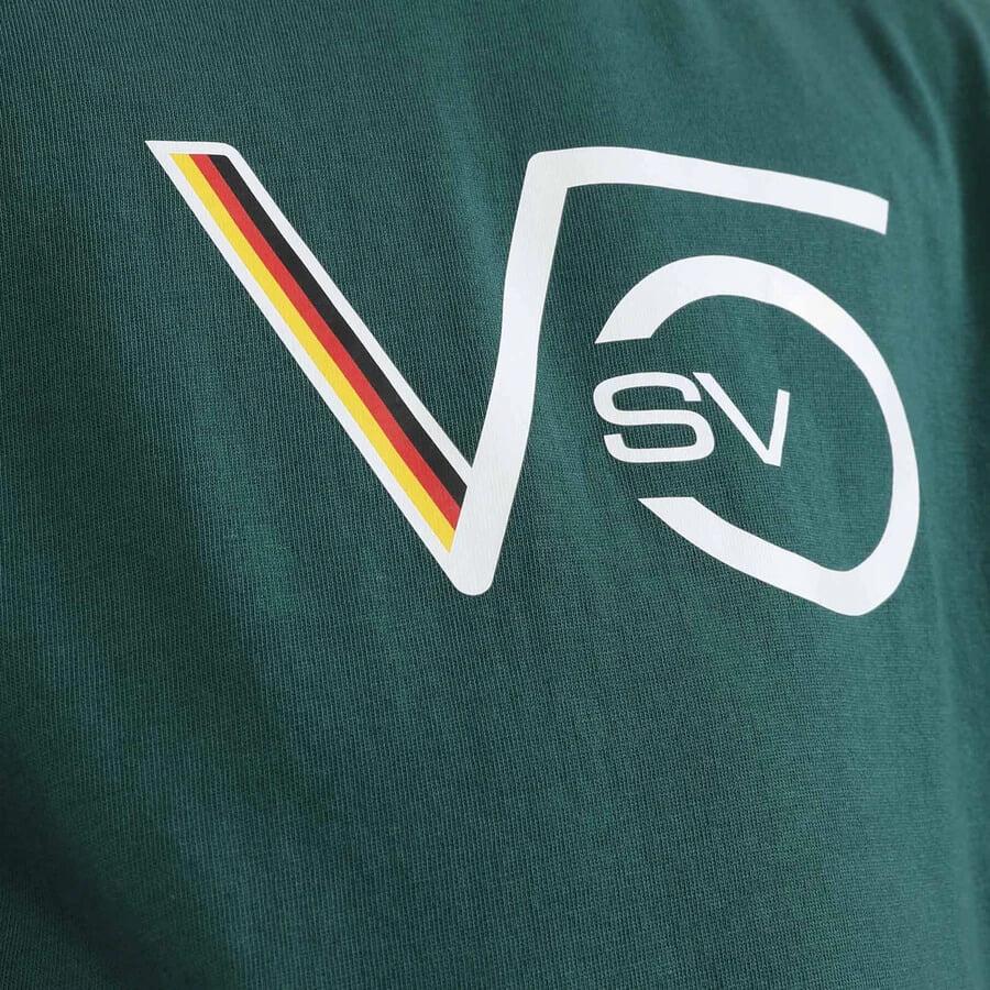 Феттель сам разработал свой новый логотип