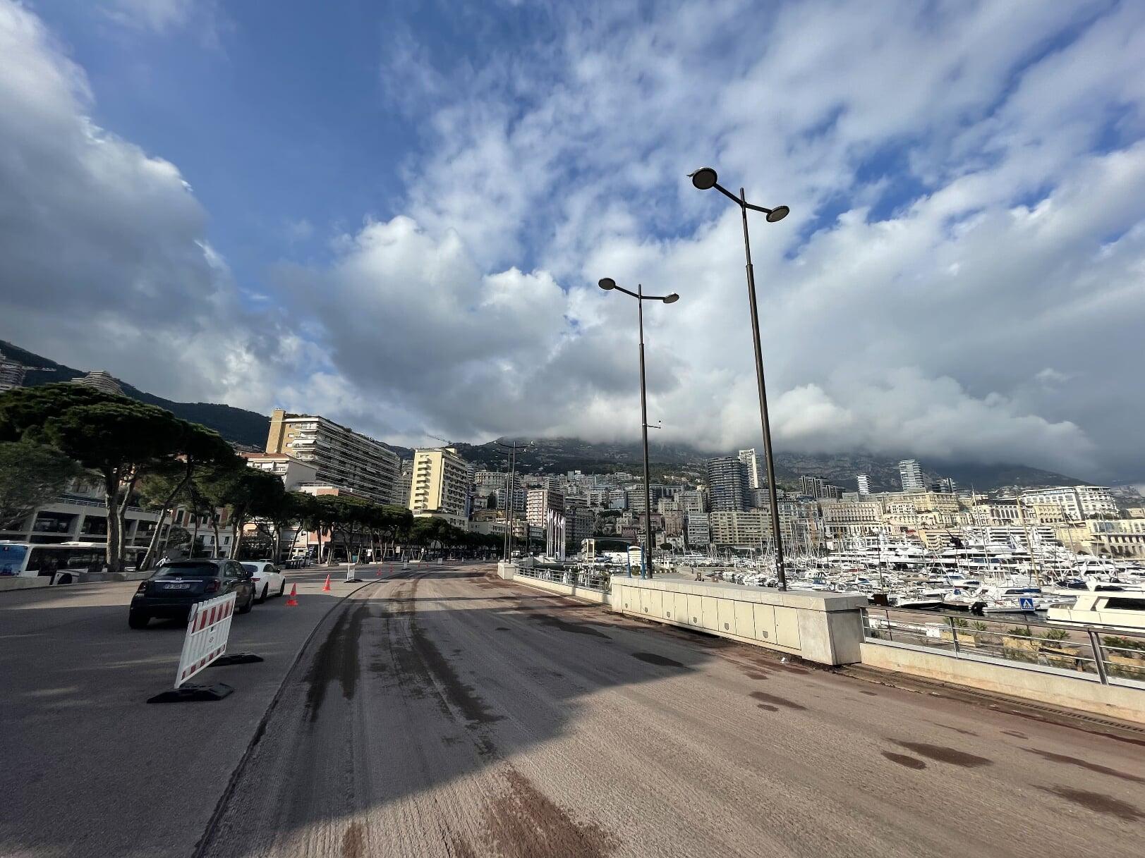 В Монте-Карло начались работы по подготовке трассы к проведению Гран-при «Формулы-1»