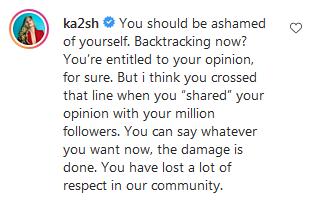 Кейтлин Уивер – Татьяне Навке: «Тебе должно быть стыдно. Ты потеряла уважение в нашем сообществе»