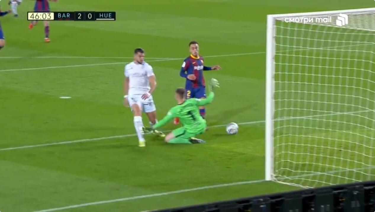Куман о пенальти в ворота «Барсы»: «Это не пенальти. Тер Стеген не касался нападающего»