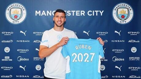 «Манчестер Сити» продлил контракт с Диашем на 6 лет