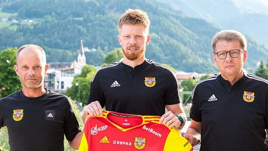 Новосельцев подписал контракт с «Арсеналом»