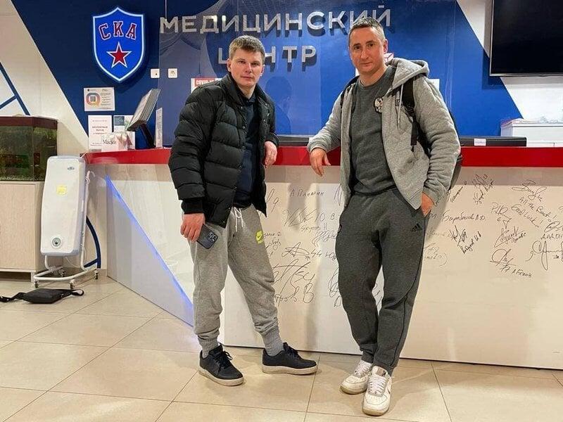 Хоккейное шоу «Матч ТВ» с Аршавиным и Быстровым «Андрей Аршавин меняет профессию» стартует в мае