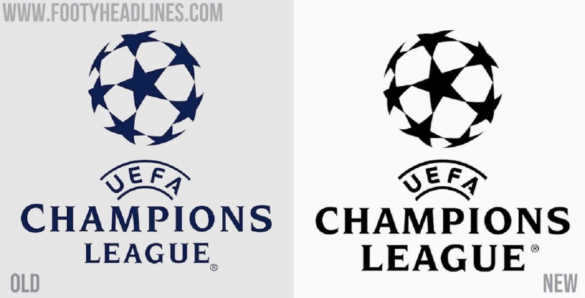 УЕФА обновит логотип Лиги чемпионов перед новым сезоном