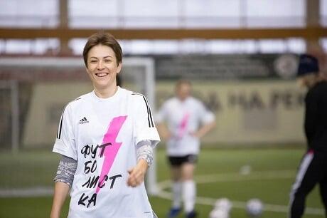 8 марта прошла открытая благотворительная тренировка GirlPower