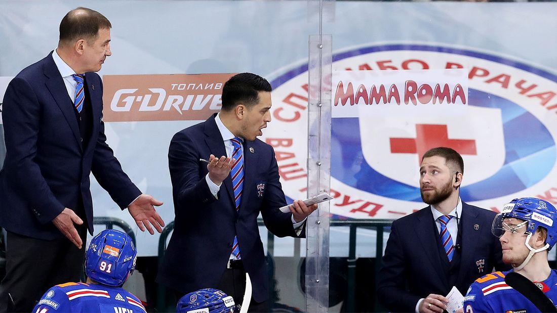 СКА теперь может спасти только чудо. Питер отдал победу ЦСКА за четыре минуты и вот-вот уйдет в отпуск