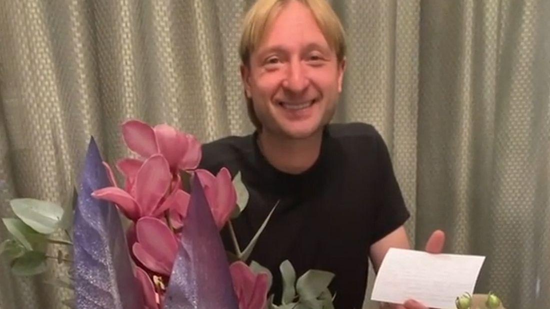 'Спасибо, мои японские девочки!' Плющенко поблагодарил азиатских поклонниц за подарки на день рождения