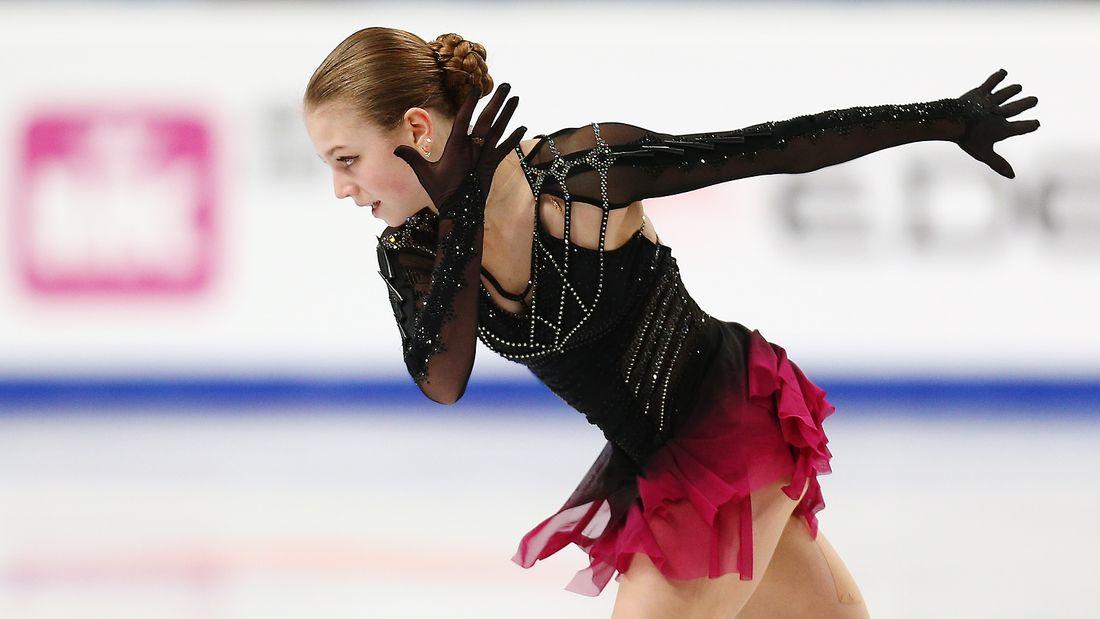 Трусова планирует исполнить 3 четверных на чемпионате мира, Щербакова - только один