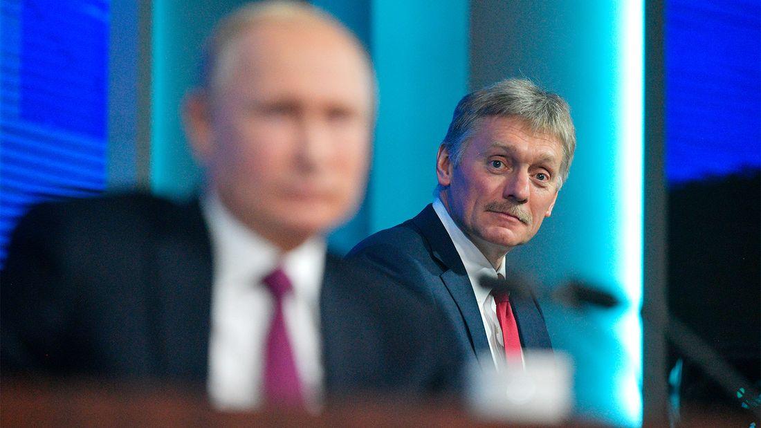 Пресс-секретарь Путина объяснил, почему президент России пока не вакцинировался от коронавируса