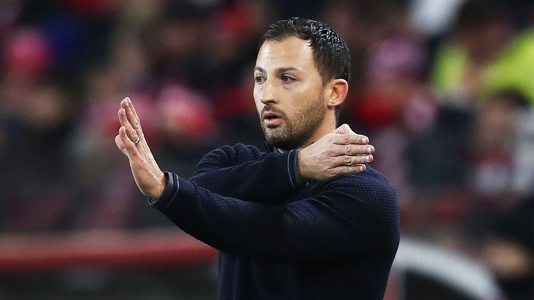 Директор «Спартака» — о новом тренере: «Уже есть более-менее осознанный выбор, а решение Тедеско бесповоротно»