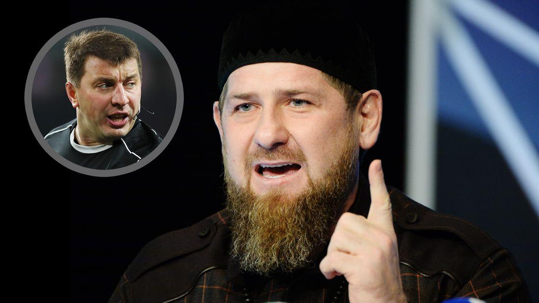 «Кадыров сказал: «Если что-то не так и я узнаю, приму меры». Вилков - о разговоре после скандальной игры в Грозном