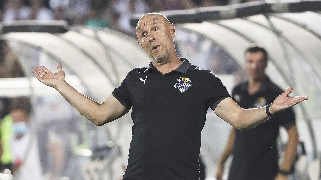 Провал русского футбола в Европе продолжается. Вслед за «Рубином» вылетел «Сочи»