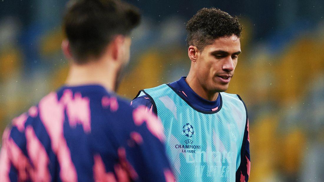 У защитника «Реала» Варана выявили коронавирус перед матчами с «Ливерпулем» и «Барселоной»